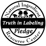 natural ingredient logo